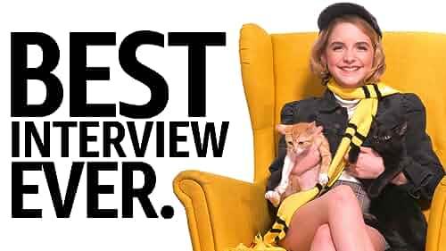 'Troop Zero' Star Mckenna Grace Has the Best Interview Ever