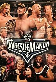 WrestleMania 22 Poster