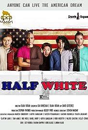 Half White Poster
