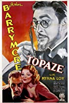 Topaze (1933) Poster