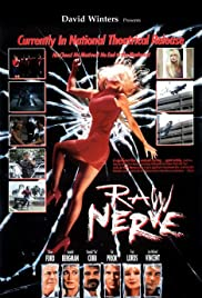 Raw Nerve (1991) Poster - Movie Forum, Cast, Reviews