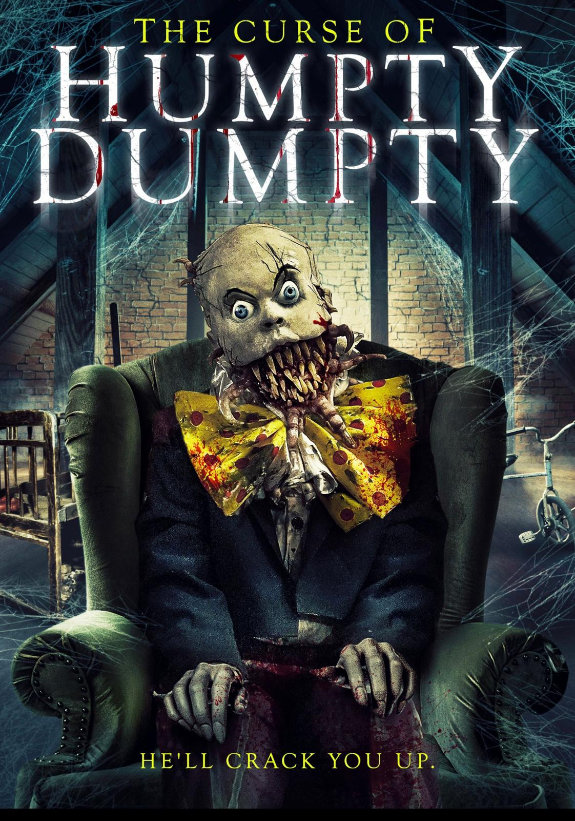 The Curse of Humpty Dumpty (2021) Hindi (Voice Over) Dubbed+ English [Dual Audio] WebRip 720p [1XBET]