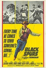 Black Spurs (1965) Poster - Movie Forum, Cast, Reviews