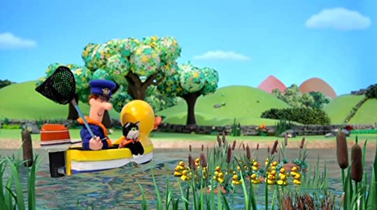 Movie trailers clips watch Postman Pat and the Rubber Duck Race [1280x960]