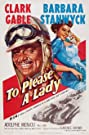 To Please a Lady (1950) Poster