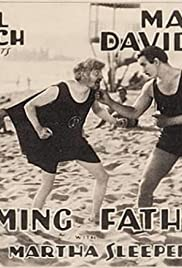 Flaming Fathers Poster