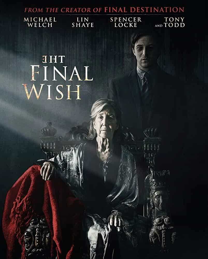 The Final Wish 2019 English Movie | BRip | 720p | 800MB | Watch Online | Download |