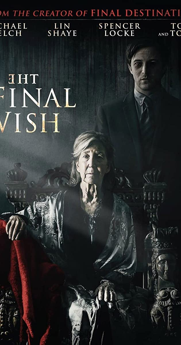 Subtitle of The Final Wish