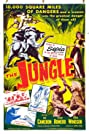 The Jungle (1952) Poster