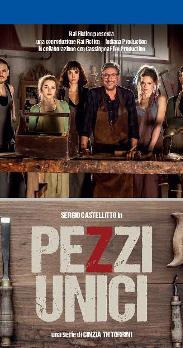 download scarica gratuito Pezzi Unici o streaming Stagione 1 episodio completa in HD 720p 1080p con torrent