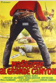 Grand Canyon Massacre (1964) Poster - Movie Forum, Cast, Reviews