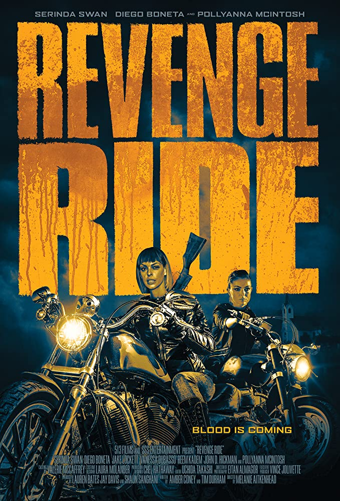Revenge Ride (2020) Unofficial Hindi Dubbed HDRip Esubs DL