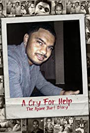 A Cry For Help: The Ajane Burt Story Poster
