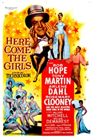 Here Come the Girls Poster