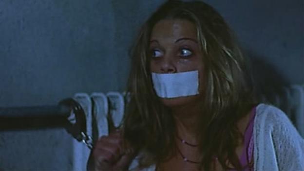 Christiane Hagemann in Die rote Meile (1999)