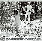 Giuliano Gemma and Margaret Lee in I bastardi (1968)