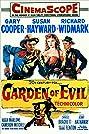 Garden of Evil (1954) Poster