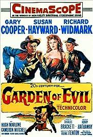 Garden of Evil(1954) Poster - Movie Forum, Cast, Reviews