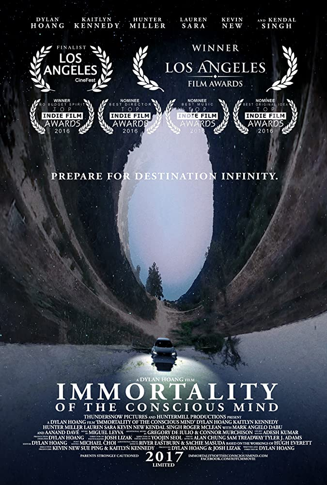 Immortality of the Conscious Mind (2018)