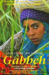 Best sites for free downloadable movies Gabbeh by Mohsen Makhmalbaf [1280x768]