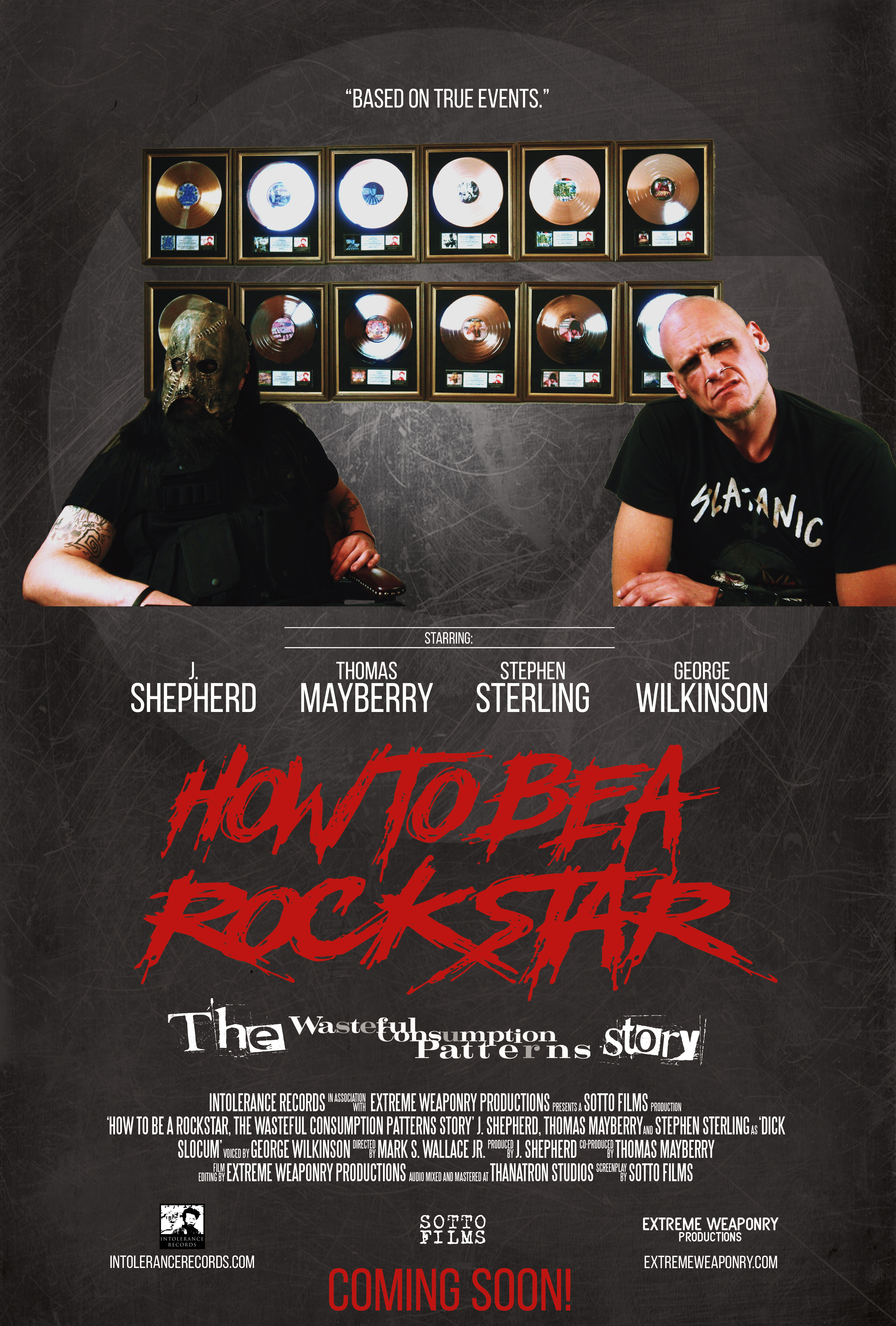 J. Shepherd and Thomas Mayberry in How to Be a Rockstar: The Wasteful Consumption Patterns Story (2017)