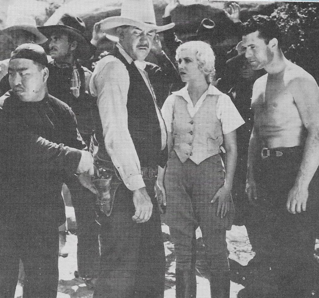 Chester Gan, Lucille Lund, Bill Patton, Reb Russell, and Slim Whitaker