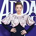Chloë Grace Moretz at an event for The Addams Family (2019)