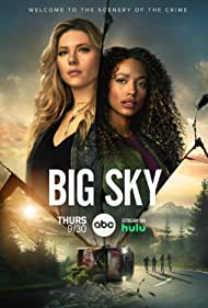 Katheryn Winnick and Kylie Bunbury in Big Sky (2020)