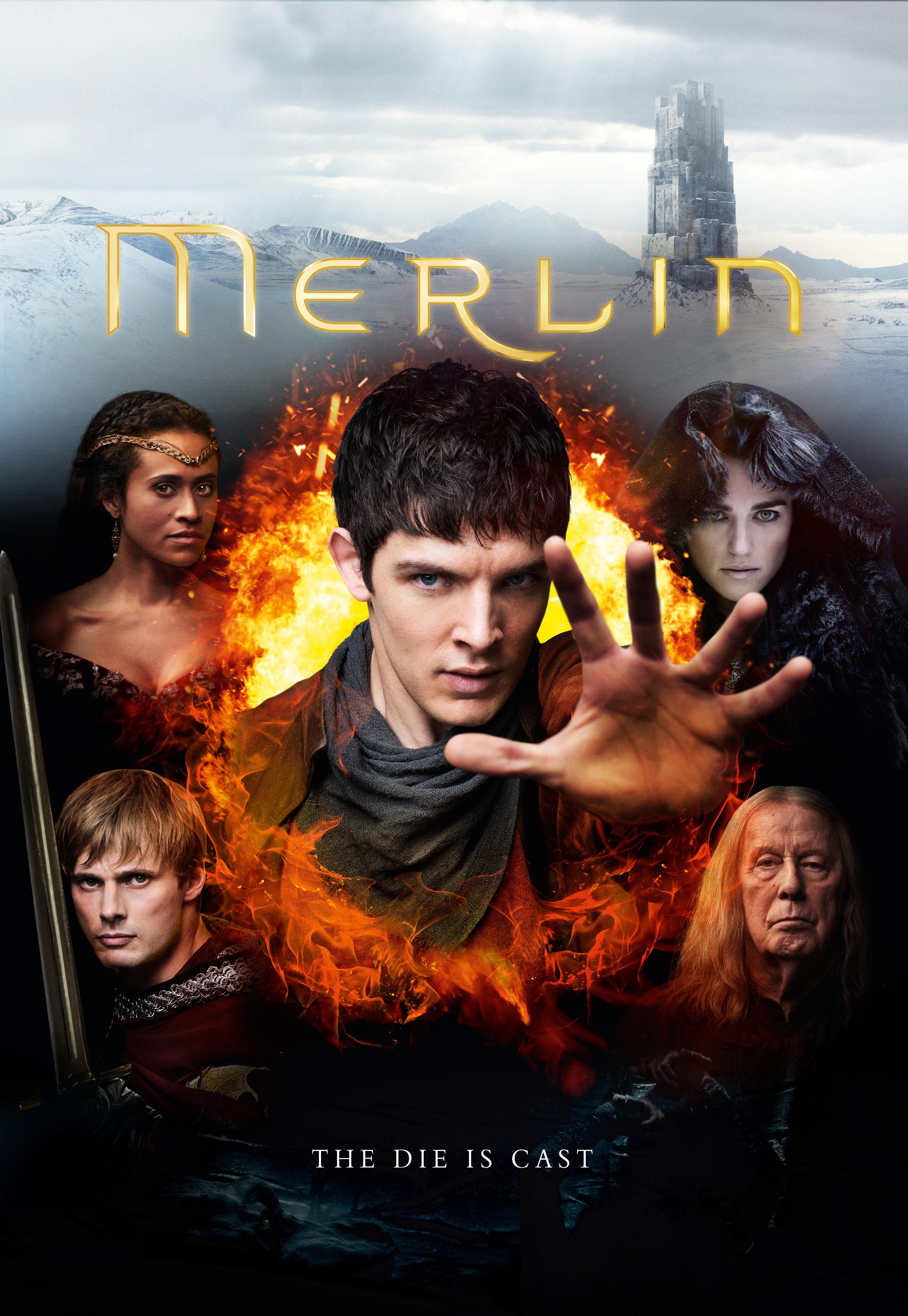 MERLINO NUOTYKIAI (2 sezonas) / MERLIN