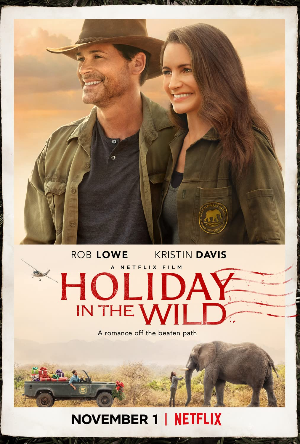 Holiday In The Wild (2019) Hindi Dubbed