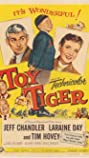 The Toy Tiger (1956) Poster
