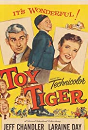 The Toy Tiger Poster