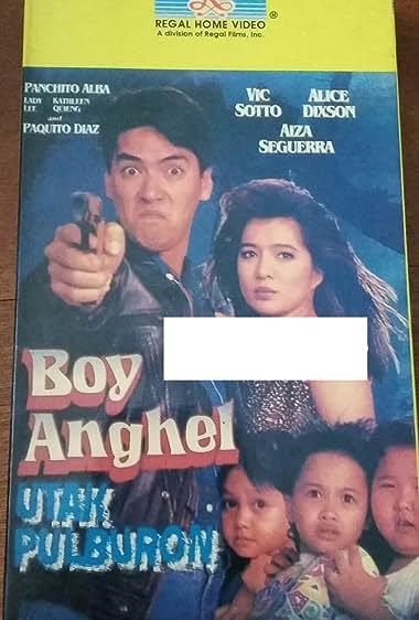 Watch Boy Anghel: Utak Pulburon (1992)