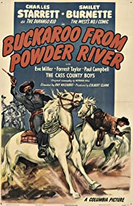 Buckaroo from Powder River full movie free download