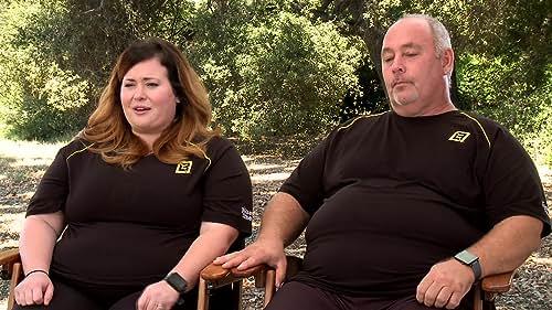 Biggest Loser: Sarah Gilbert & Rob Kidney