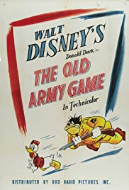 The Old Army Game Poster