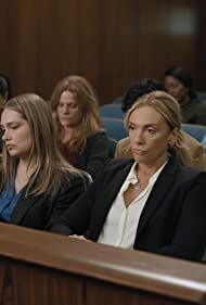 Toni Collette, Jayne Taini, Merritt Wever, and Annaleigh Ashford in Unbelievable (2019)