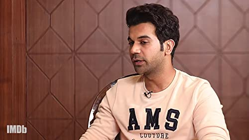Rajkummar Rao's Acting Philosophy
