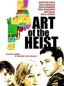 HD dvd movie downloads Art of the Heist [mpg]