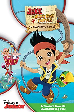 Where to stream Jake and the Never Land Pirates