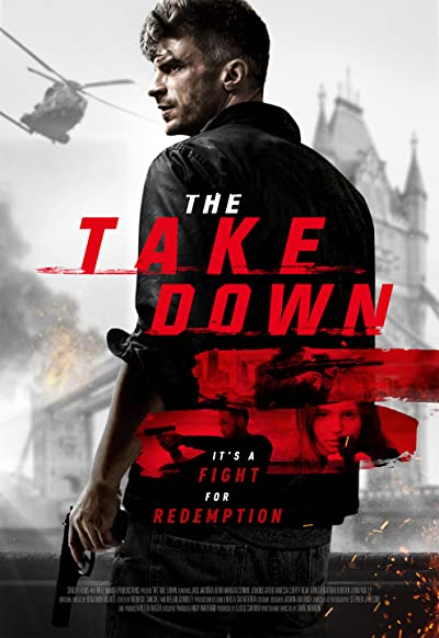 The Take Down 2017 Dual Audio In Hindi 300MB 480p HDRip