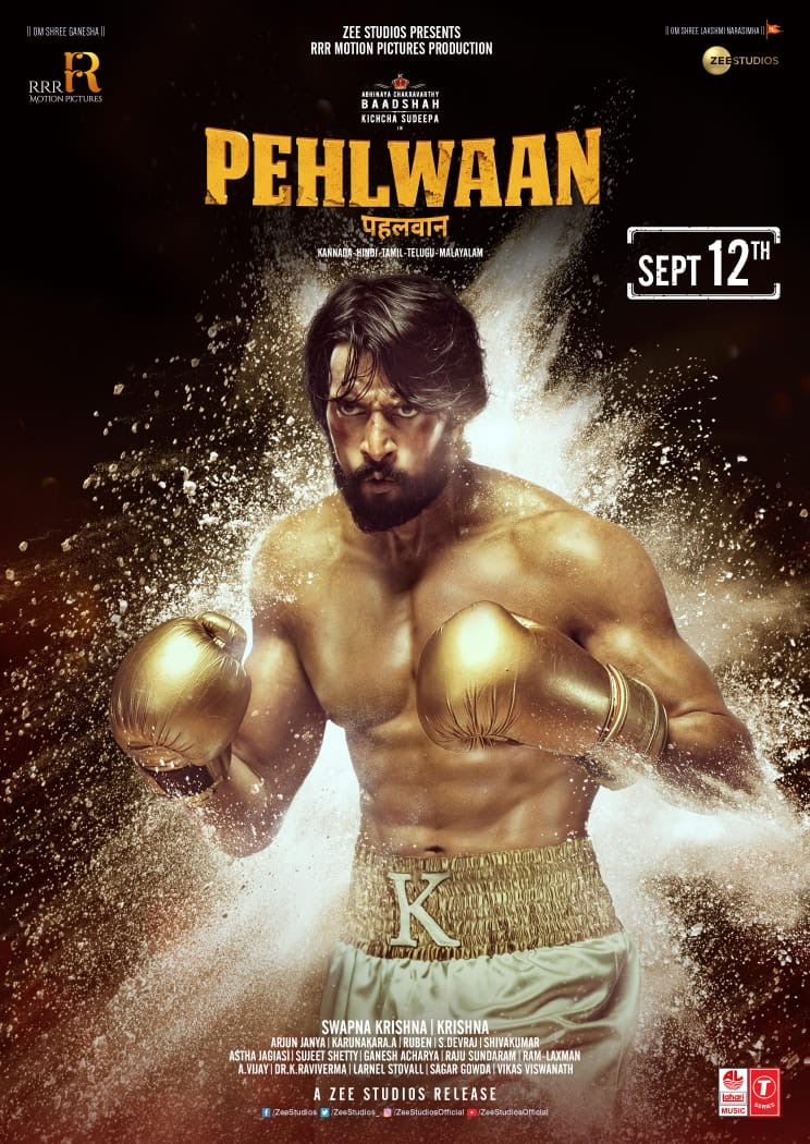 Baadshah Pehlwaan 2019 Hindi 500MB HDRip Download