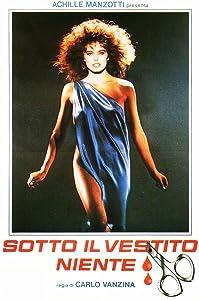 Downloadable old movies Sotto il vestito niente [720px]