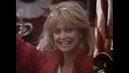 A woman (Goldie Hawn) saves life of Emir of Ohtar (Richard Romanus) in Washington.