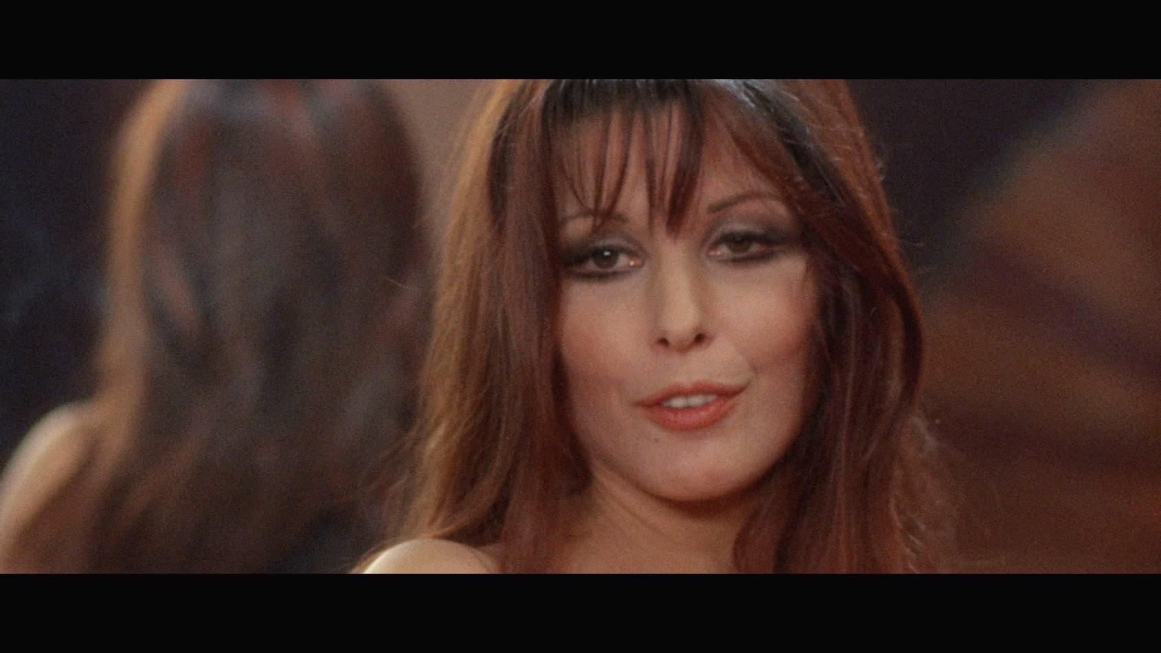Dominique Boschero in Chi l'ha vista morire? (1972)