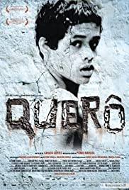 Querô: A Damned Report Poster