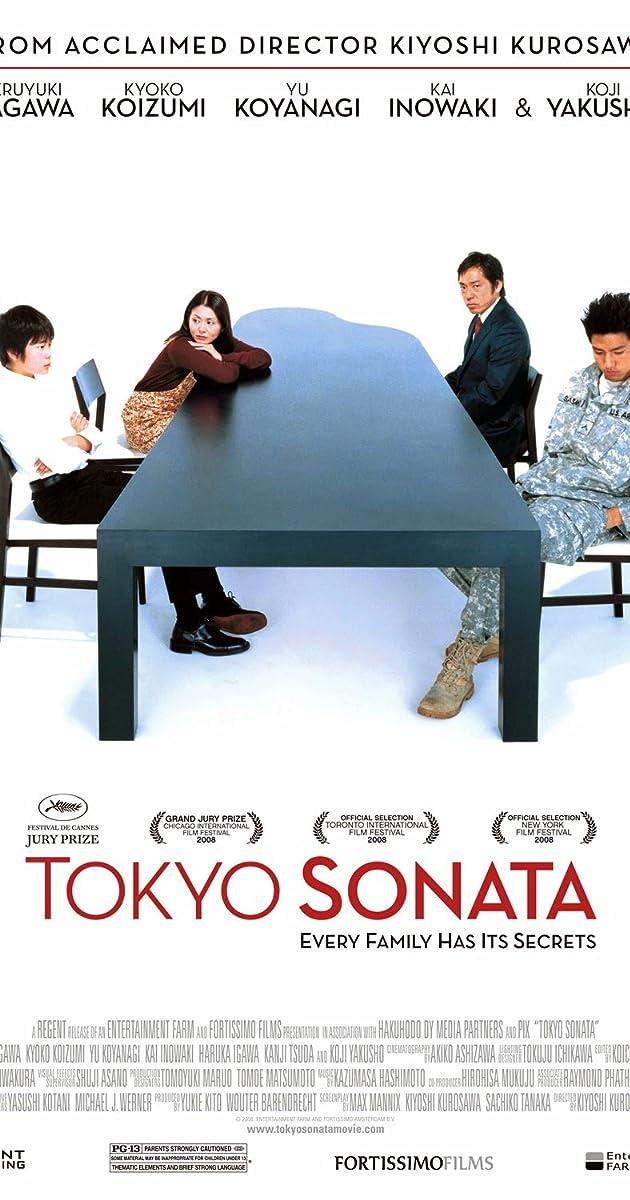 Tokyo Sonata (2008) Subtitles