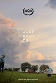 Just Hold On Poster