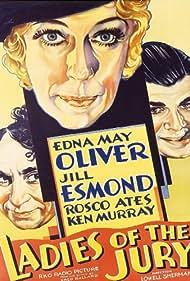 Ladies of the Jury (1932) Poster - Movie Forum, Cast, Reviews