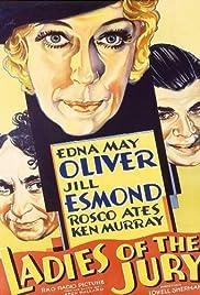 Ladies of the Jury(1932) Poster - Movie Forum, Cast, Reviews